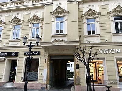 Дьер, Baross Boutique Apartman