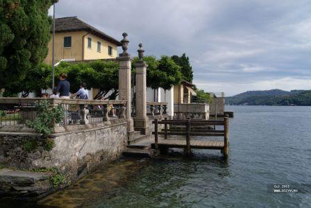 Недвижимость на озере в Италии