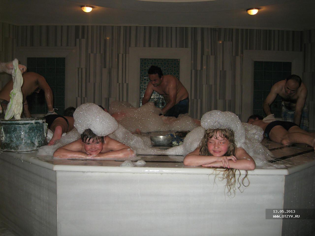 Женская баня купания что они там вытворяют
