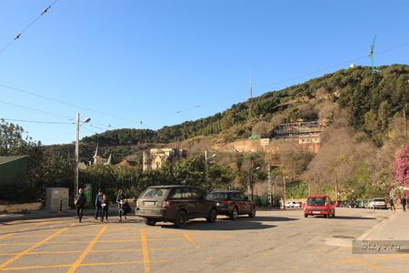 точка Барселоны – Тибидабо