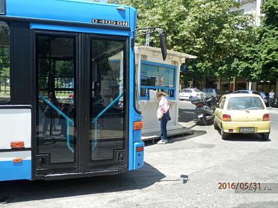 По Корфу пешком, на автобусе и на автомобиле. Часть первая, автобусно-пешеходная.