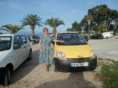 """По Корфу пешком, на автобусе и на автомобиле. Часть вторая, """"машинная"""" +  экскурсия в Албанию."""