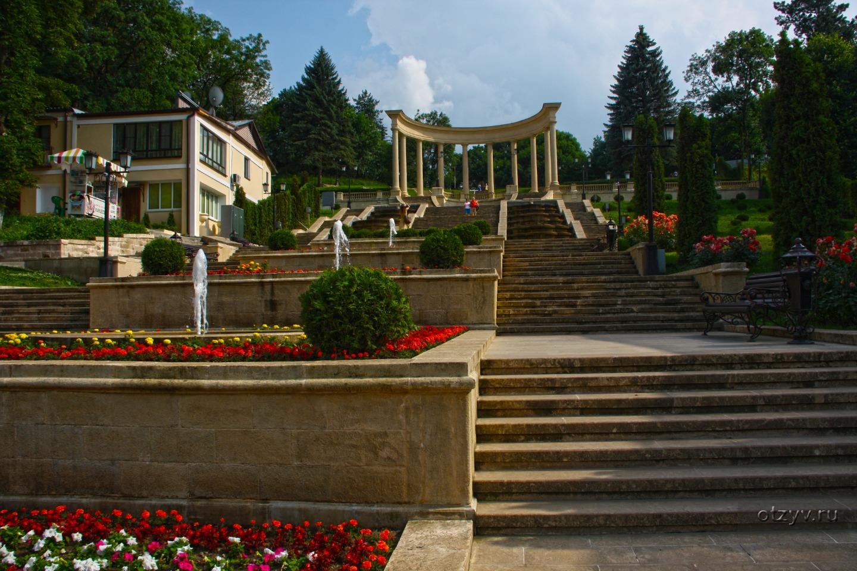 дом или фото кисловодского парка экран светопередача
