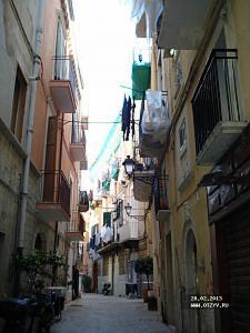 Итальянские каникулы. Часть третья: БАРИ