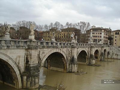 Итальянские каникулы. Часть вторая: Вечный Рим. Шопинг и не только