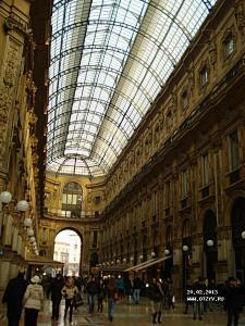 Итальянские каникулы. Часть первая: Милан. Шоппинг. Комо