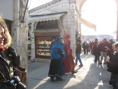 «Прошлым летом»…в середине февраля! 1-я часть: Венеция