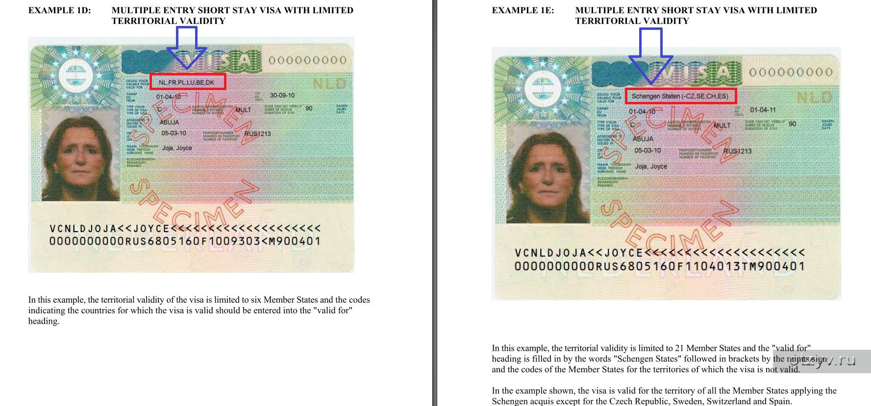 Документы для визы в грецию 2017
