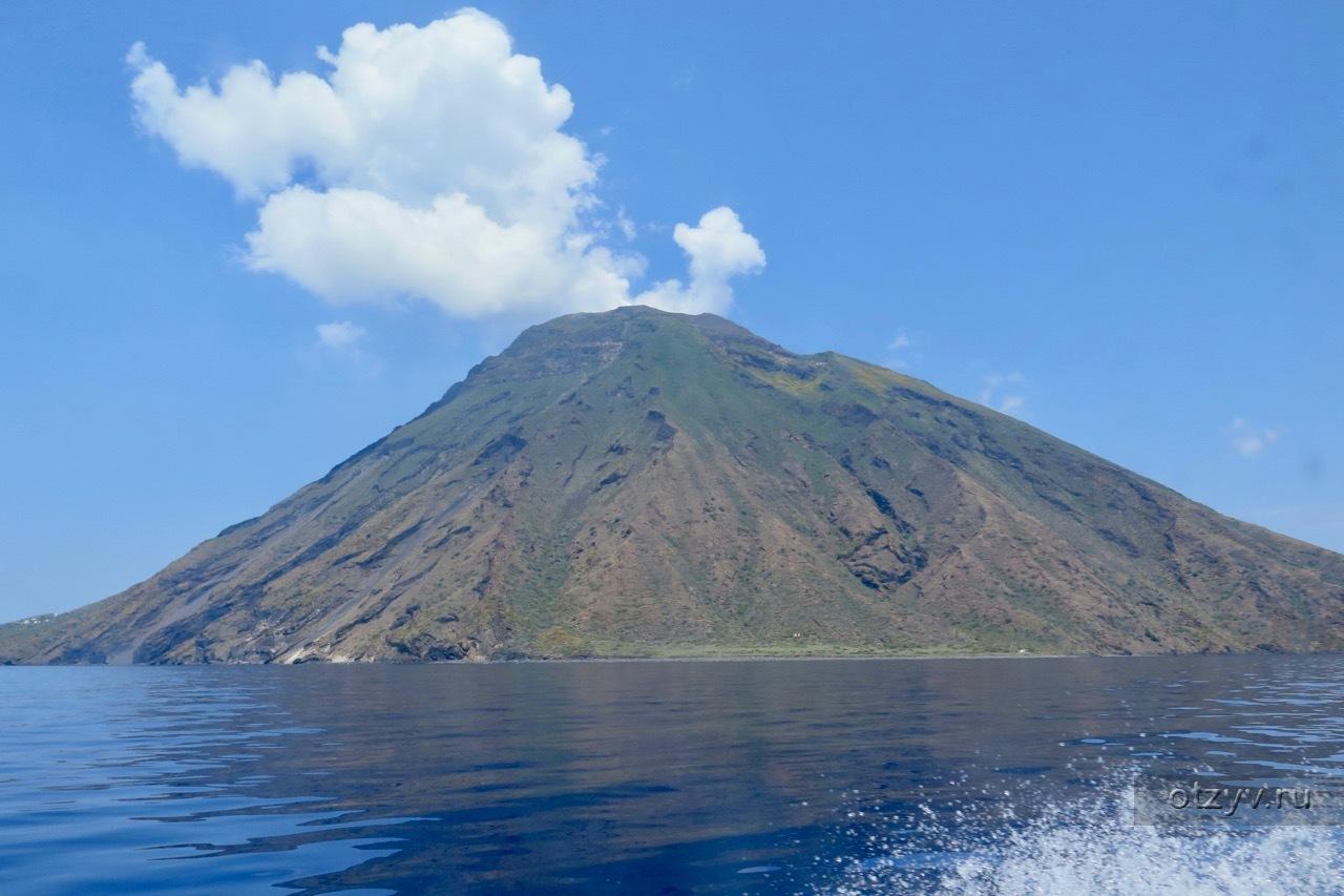картинки про остров вулкана можно