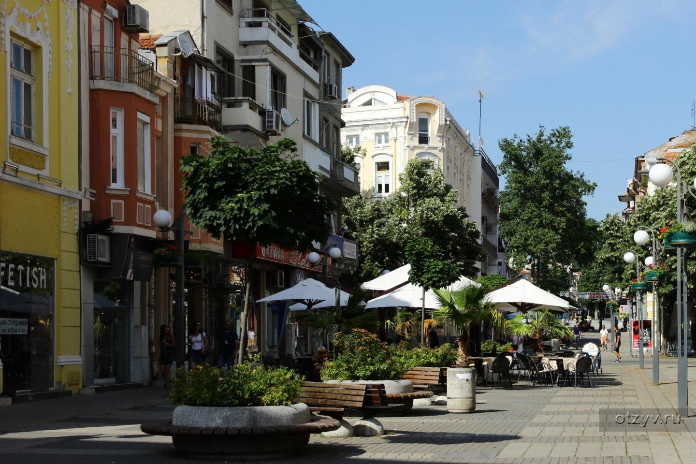 болгария бургас фото города маринад