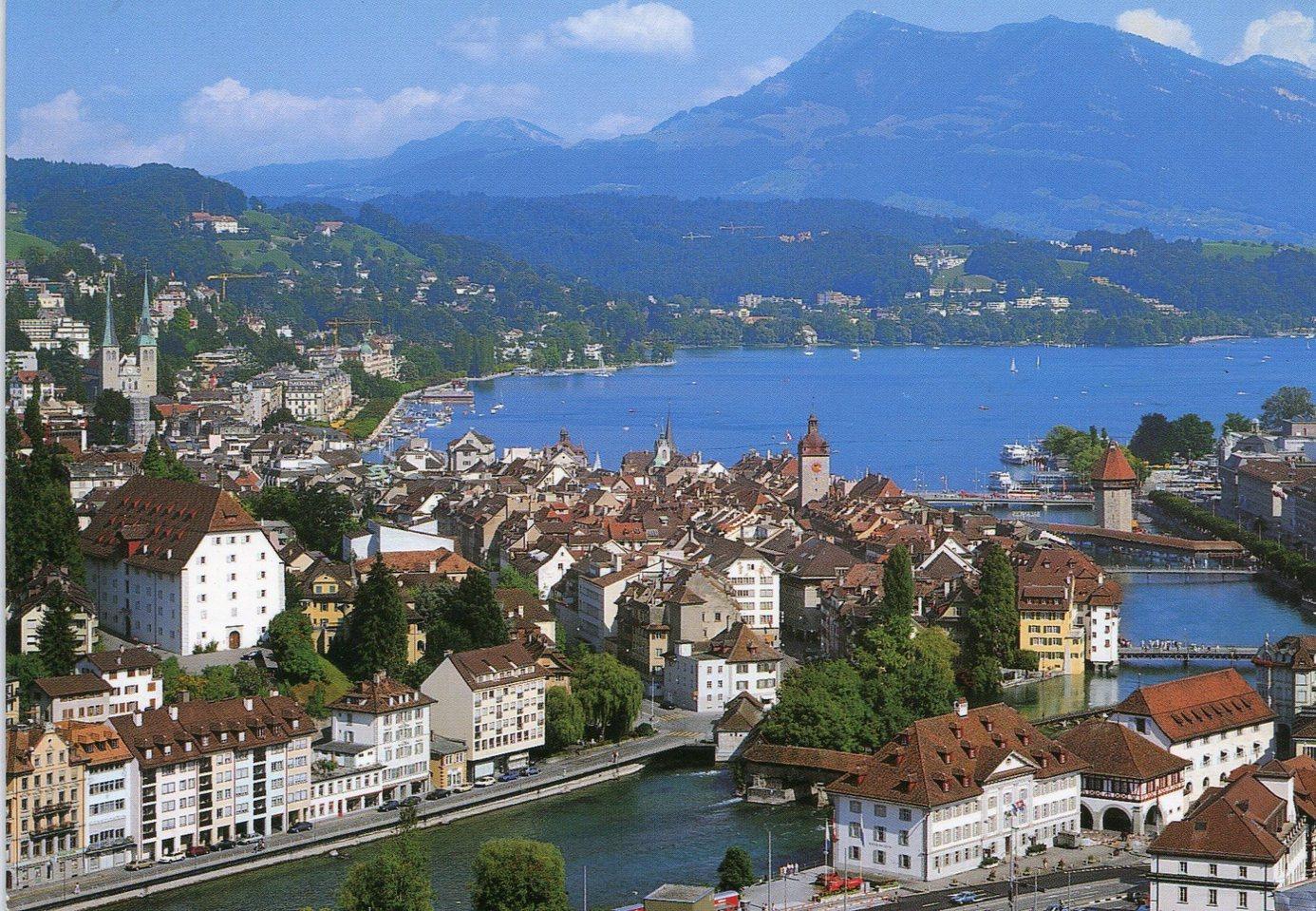 люцерн швейцария фото такого опасного