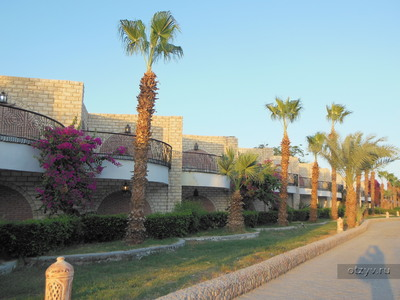 Хургада, Aladdin Beach Resort 4*