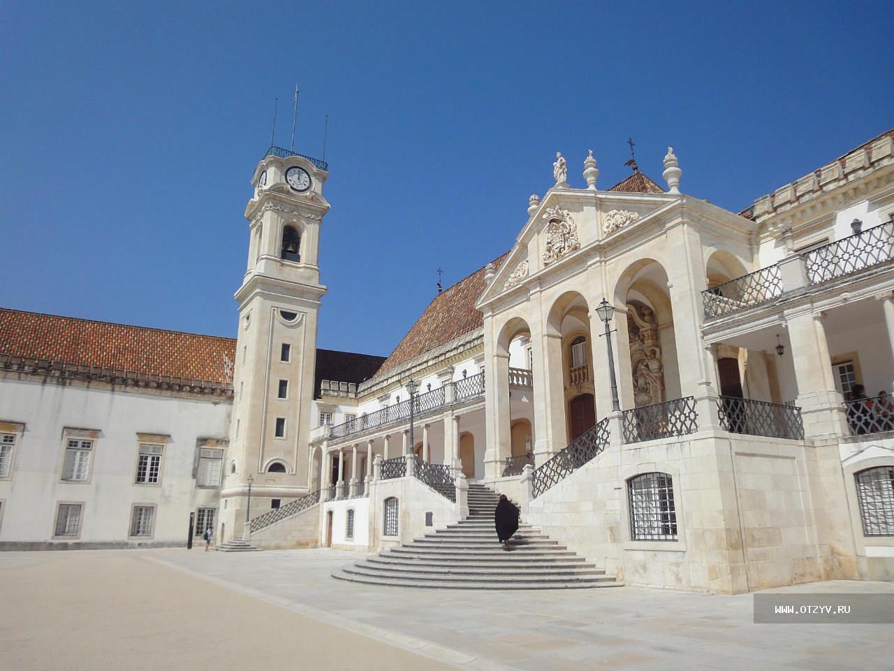 коимбра португалия достопримечательности фото