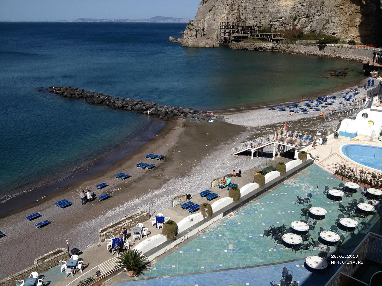 Пляжи сорренто италия 41