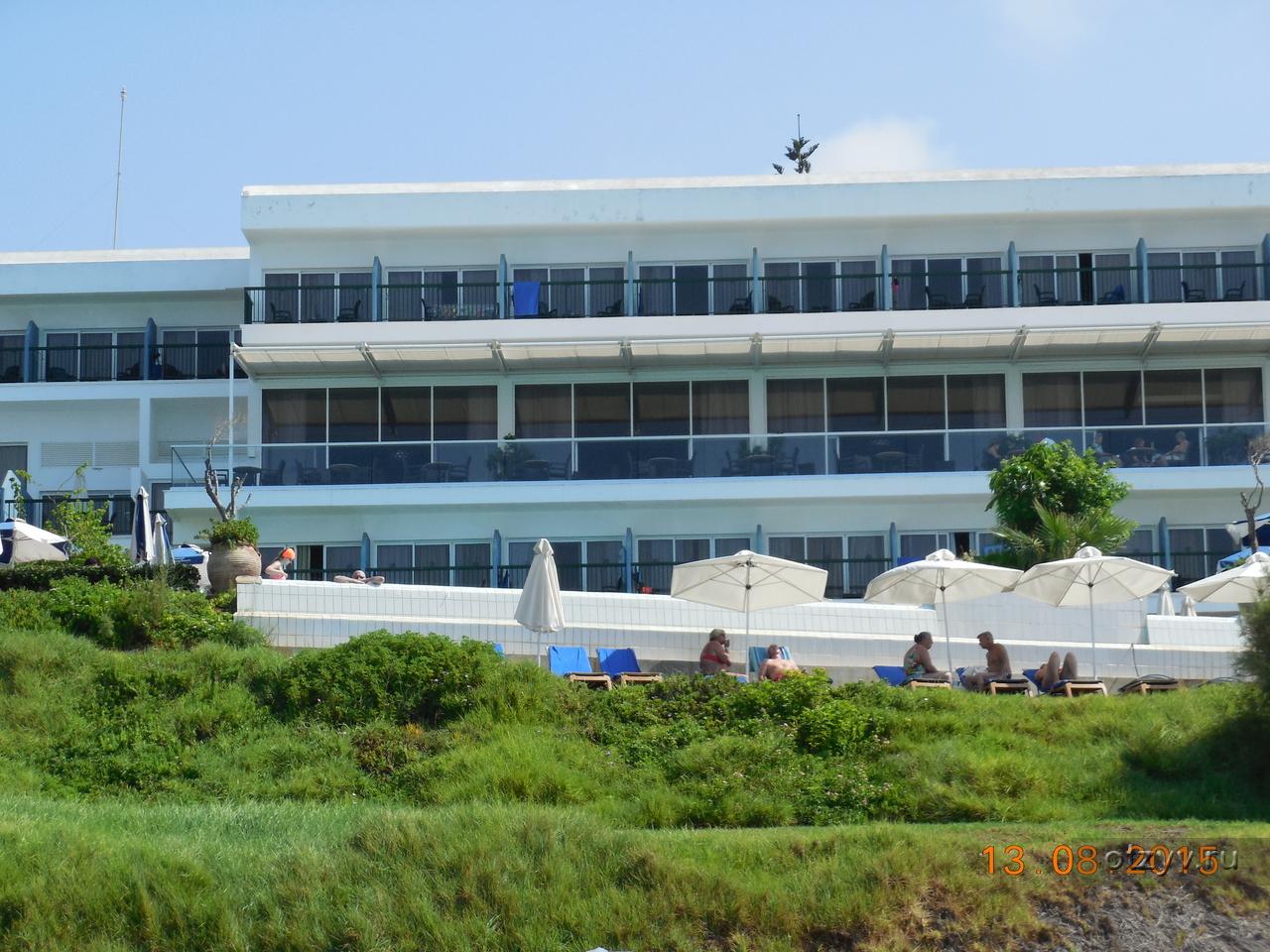 Atlantica club sungarden beach 4 айя напа