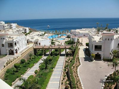 Шарм-Эль-Шейх, Continental Plaza Beach Resort (ex Inter Plaza Beach) 5*