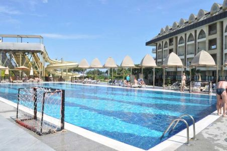 Кемер, отель Le Chateau de Prestige Resort Spa & Thalasso 5*