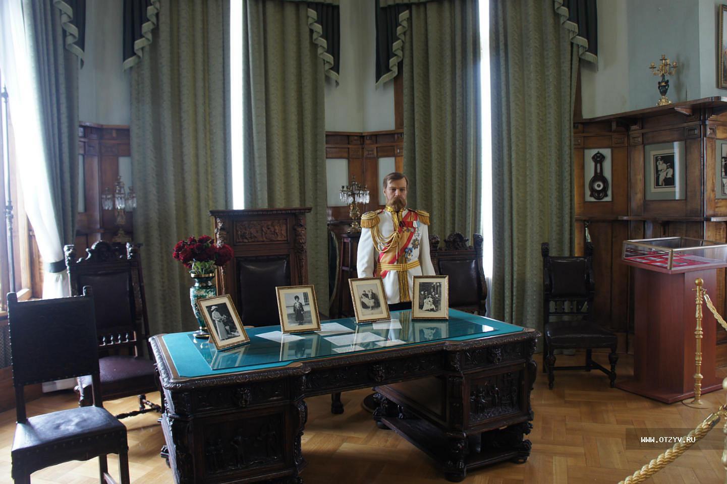 Ливадийский дворец в крыму фото внутри