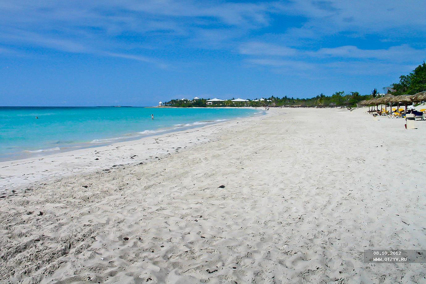 Пляж в варадеро фото