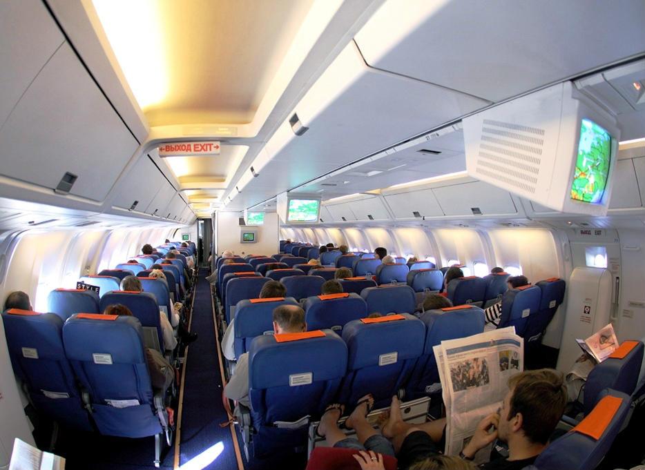 Трансаэро гоняет на мальдивы почти новые Б-777 или Б-747-400.  Летел ими... вот фотки 767 аэрофлота, может кому...