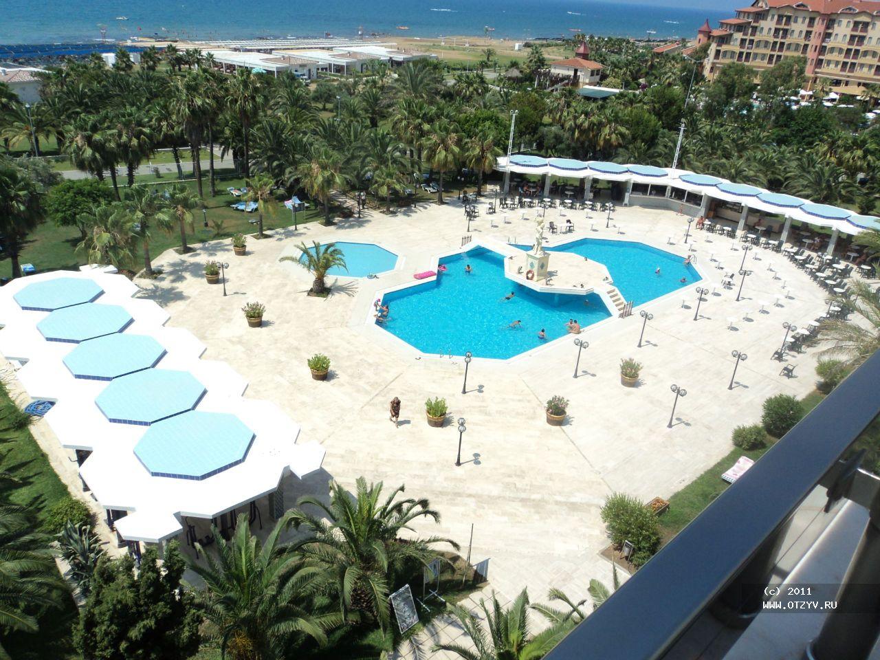 Отель Sural Resort 5* Сиде Турция — отзывы, описание
