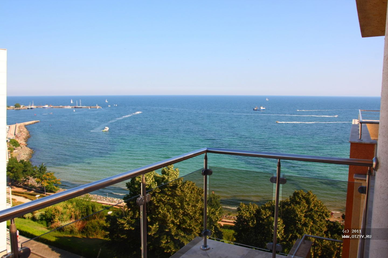 Casa nel Mayer la foto del mare