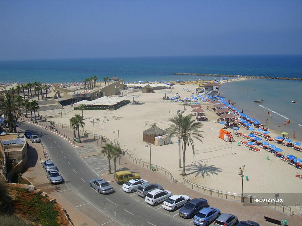 фото пляжи нетании