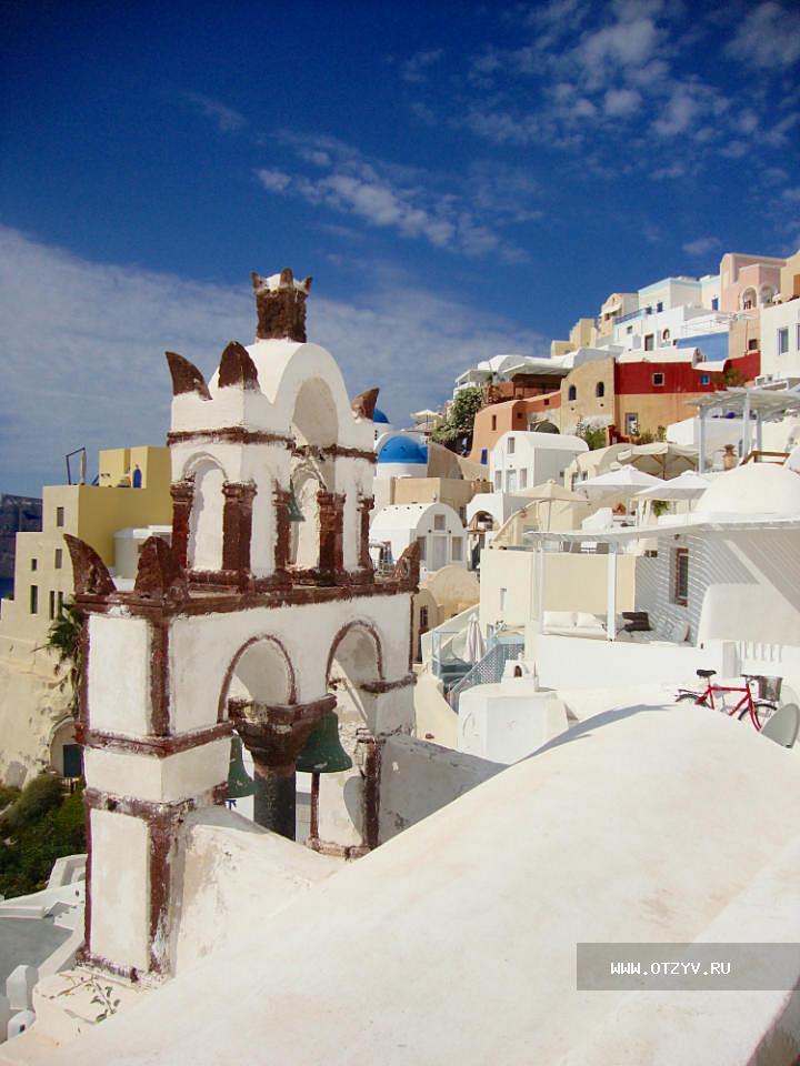 Санторини греция туры