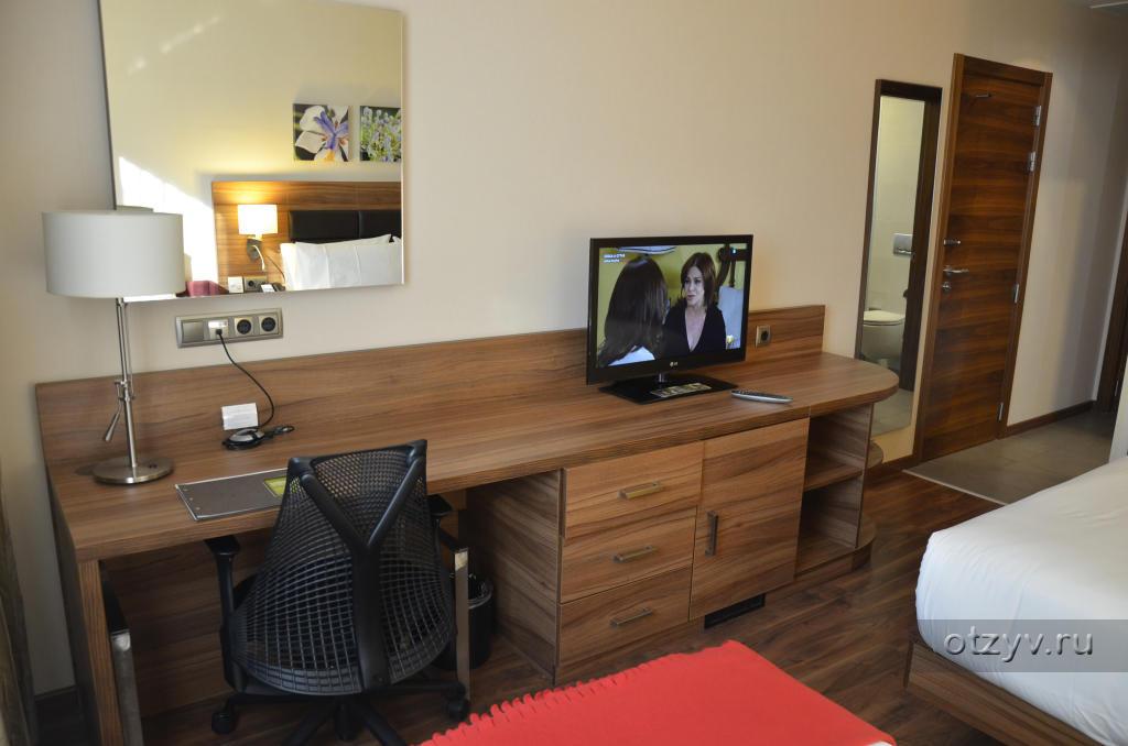 Отзыв об отеле hilton garden inn sevilla 4* в испании, севил.