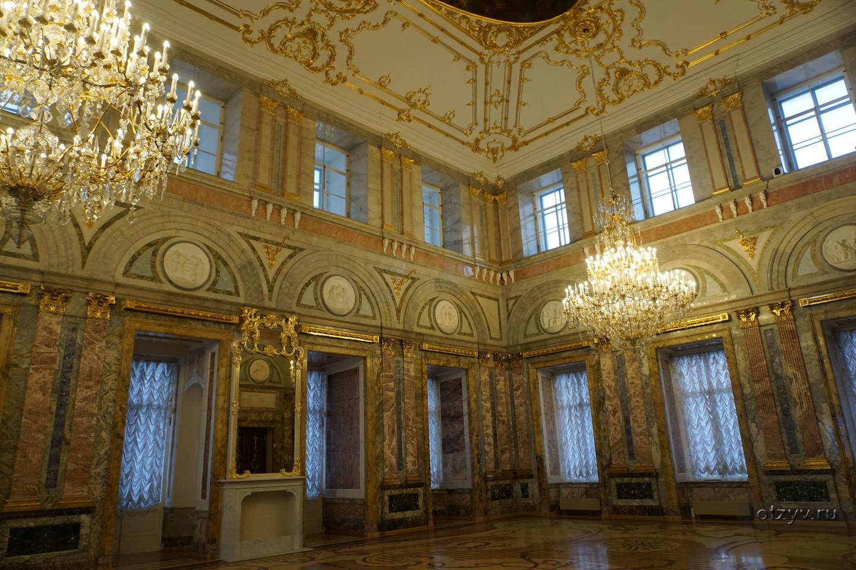 фотографий мраморный дворец фото залов знала