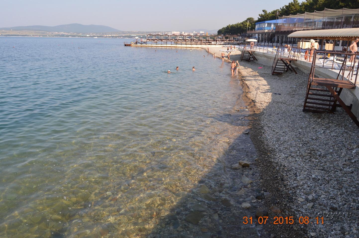Санаторий красная талка пляж фото