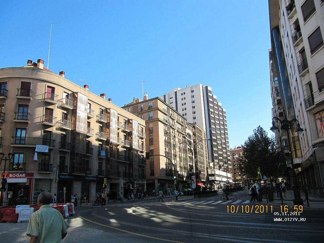 Испания сарагоса недвижимость
