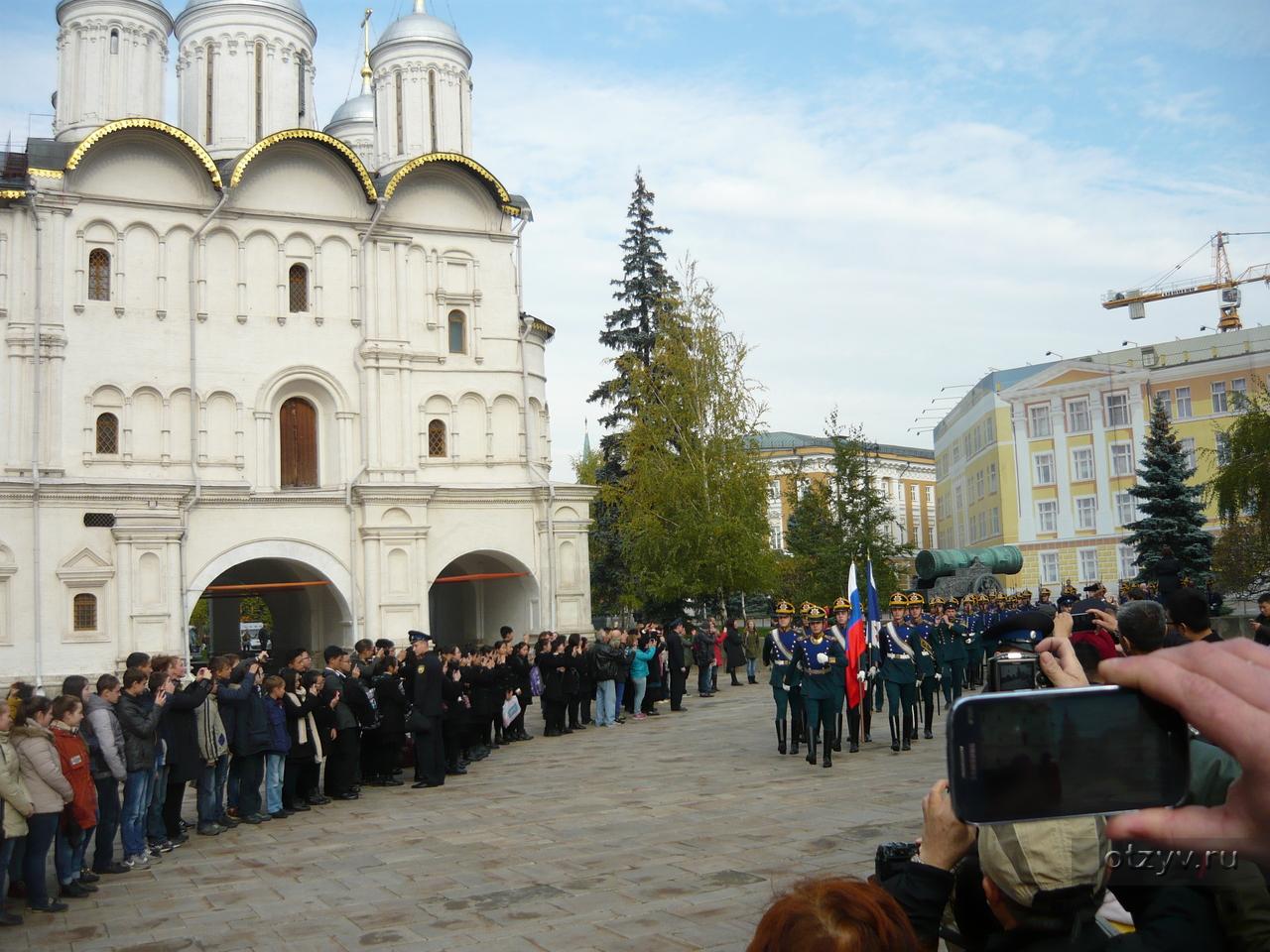 все экскурсия в кремль фото все