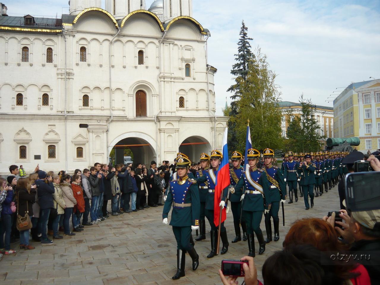 экскурсия в кремль фото администрации губернатора послание