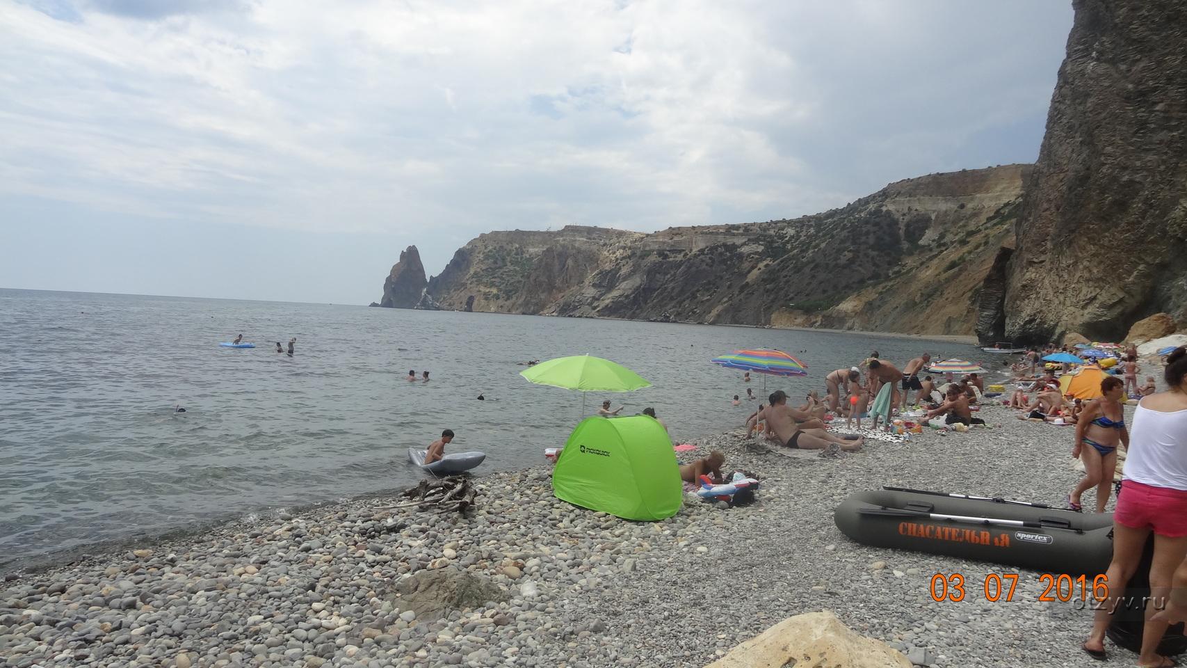 Фото девушек пляж фиолент