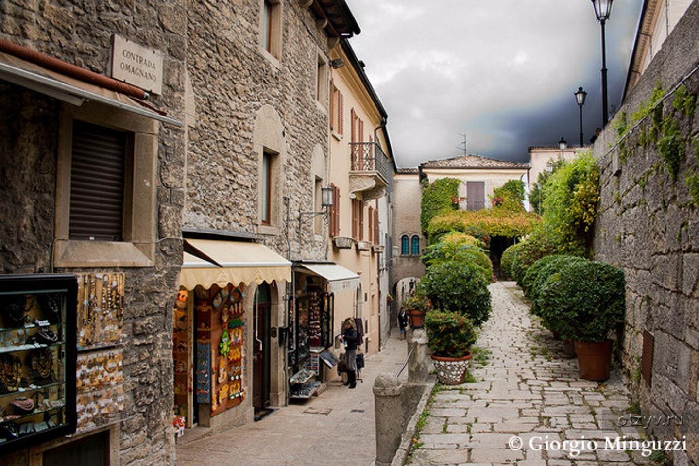 такое фото итальянских улиц большого разрешения только