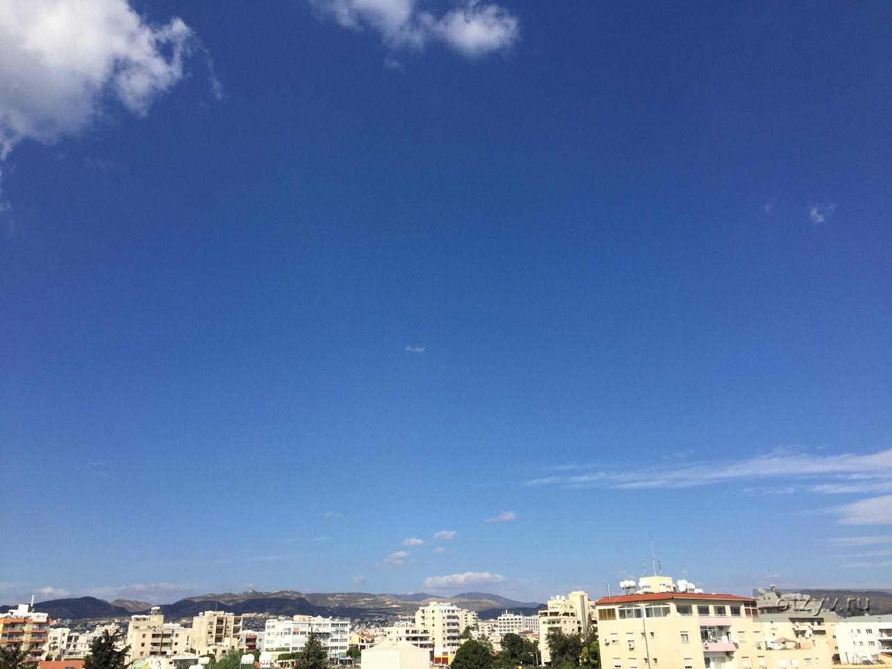 SINOPTIK: Погода на Кипре, прогноз погоды в городах и