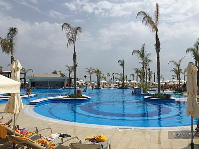 Кипр, Paphos, отель Olympic Lagoon Resorts (ex-Amathus Pafos) (Olympic Lagoon Resort Paphos)