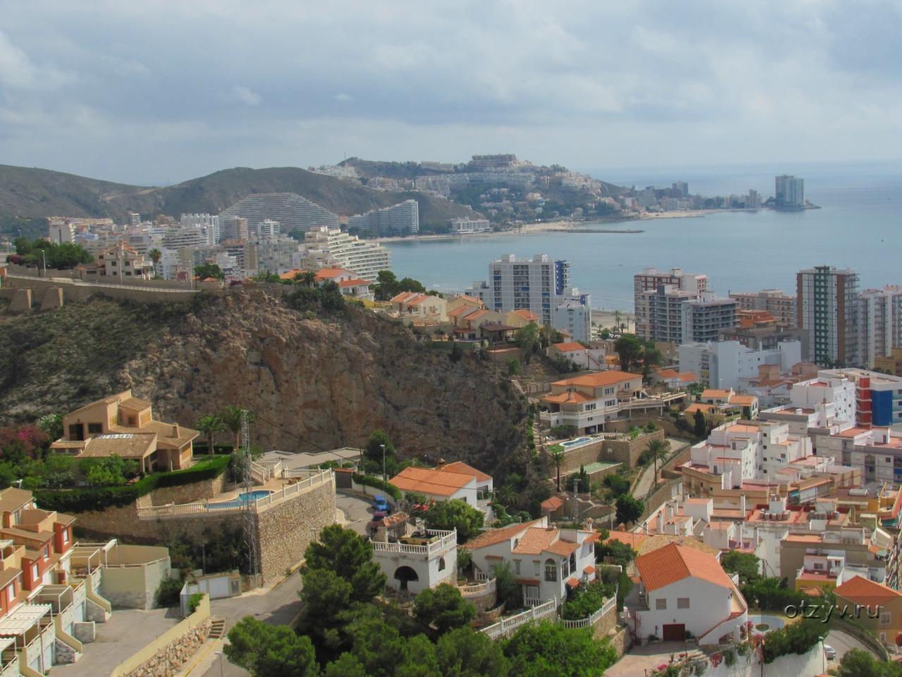 Испания кульера фото