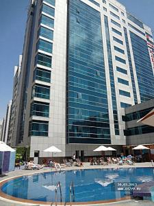 Дубай, Marina View Hotel Apartments 4*