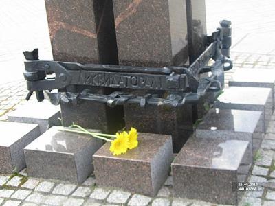 на Серафимовское кладбище