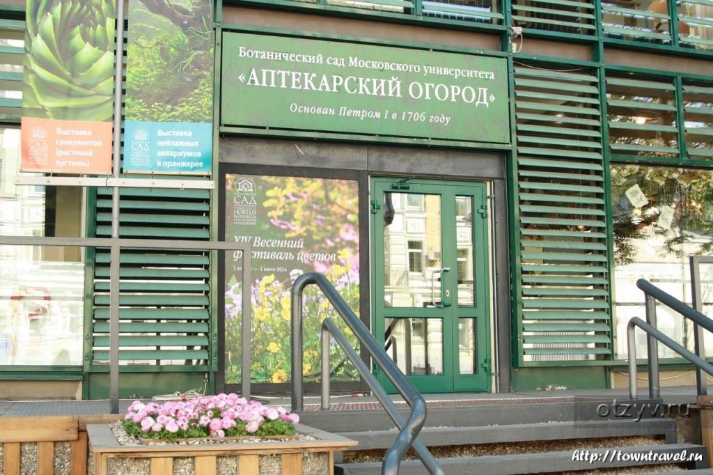 Ботанический сад мгу аптекарский огород официальный сайт