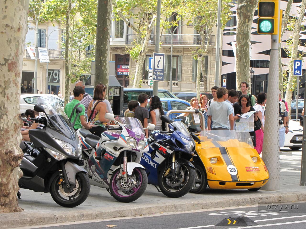 Парковка в Испании: инструкция по применению