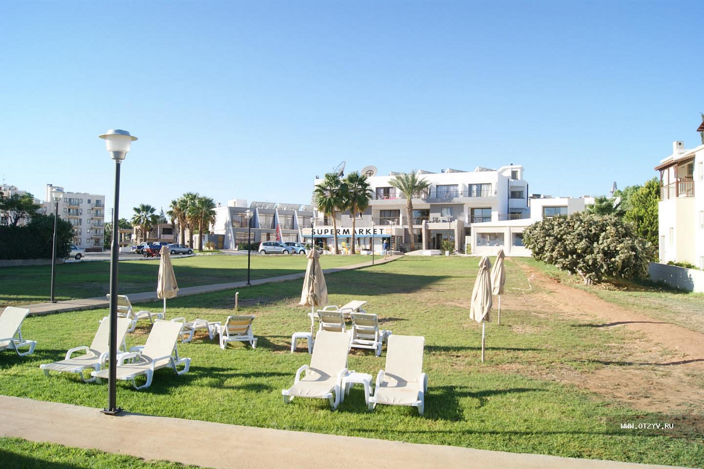 Pinelopi Beach Hotel Apts, Кипр, Протарас - отзывы