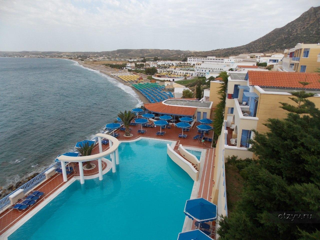 Отзывы об отелях греции