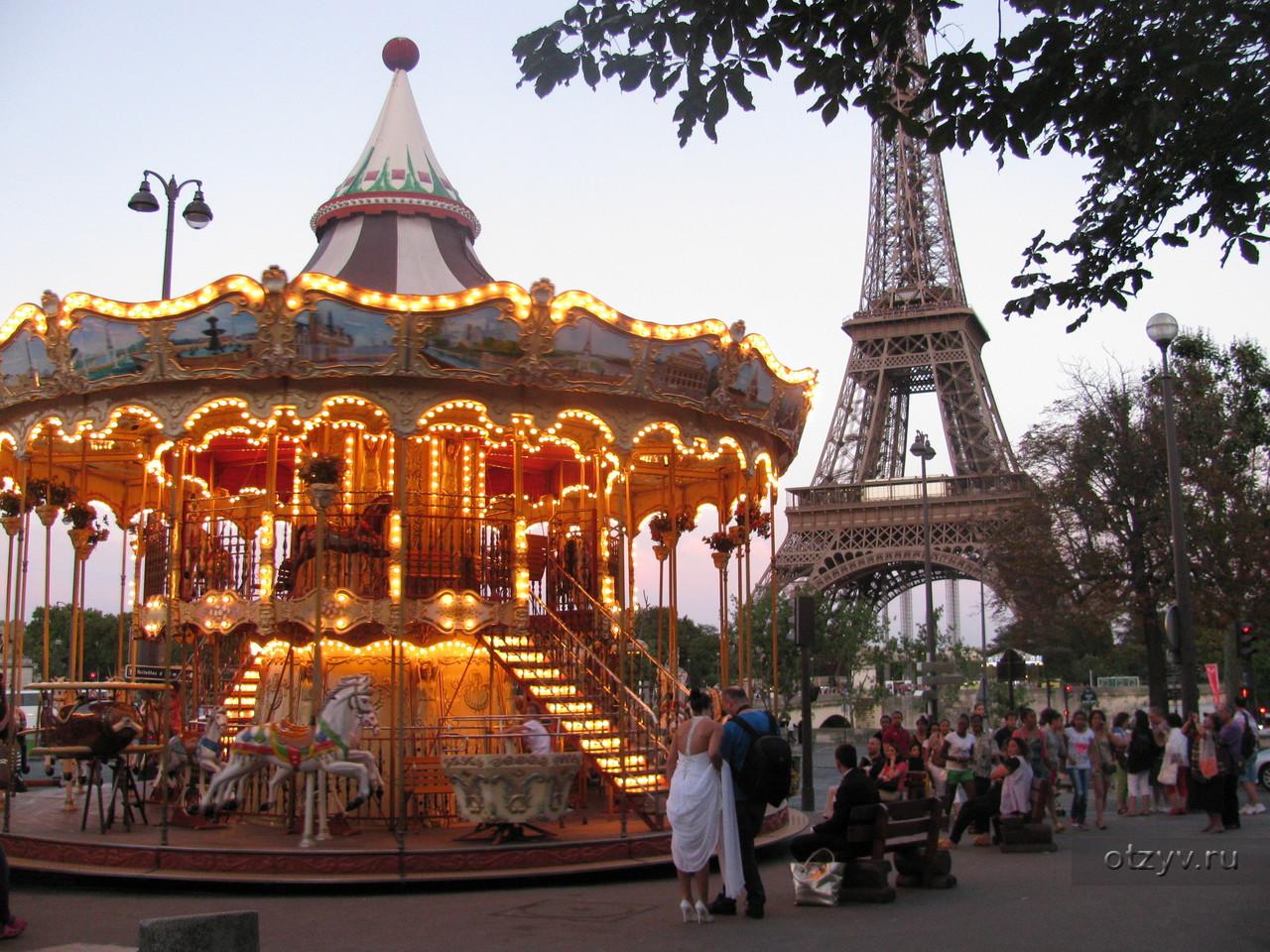 Туры в Париж 2018 (цены, отзывы) - отдых в Париже недорого на