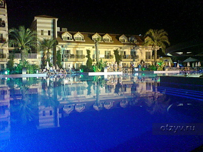 Сиде, Grand Pearl Beach Resort & Spa 5*