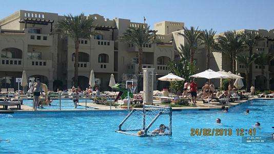 Шарм-Эль-Шейх, Rixos Sharm El Sheikh (ex Royal Grand Azure) 5*