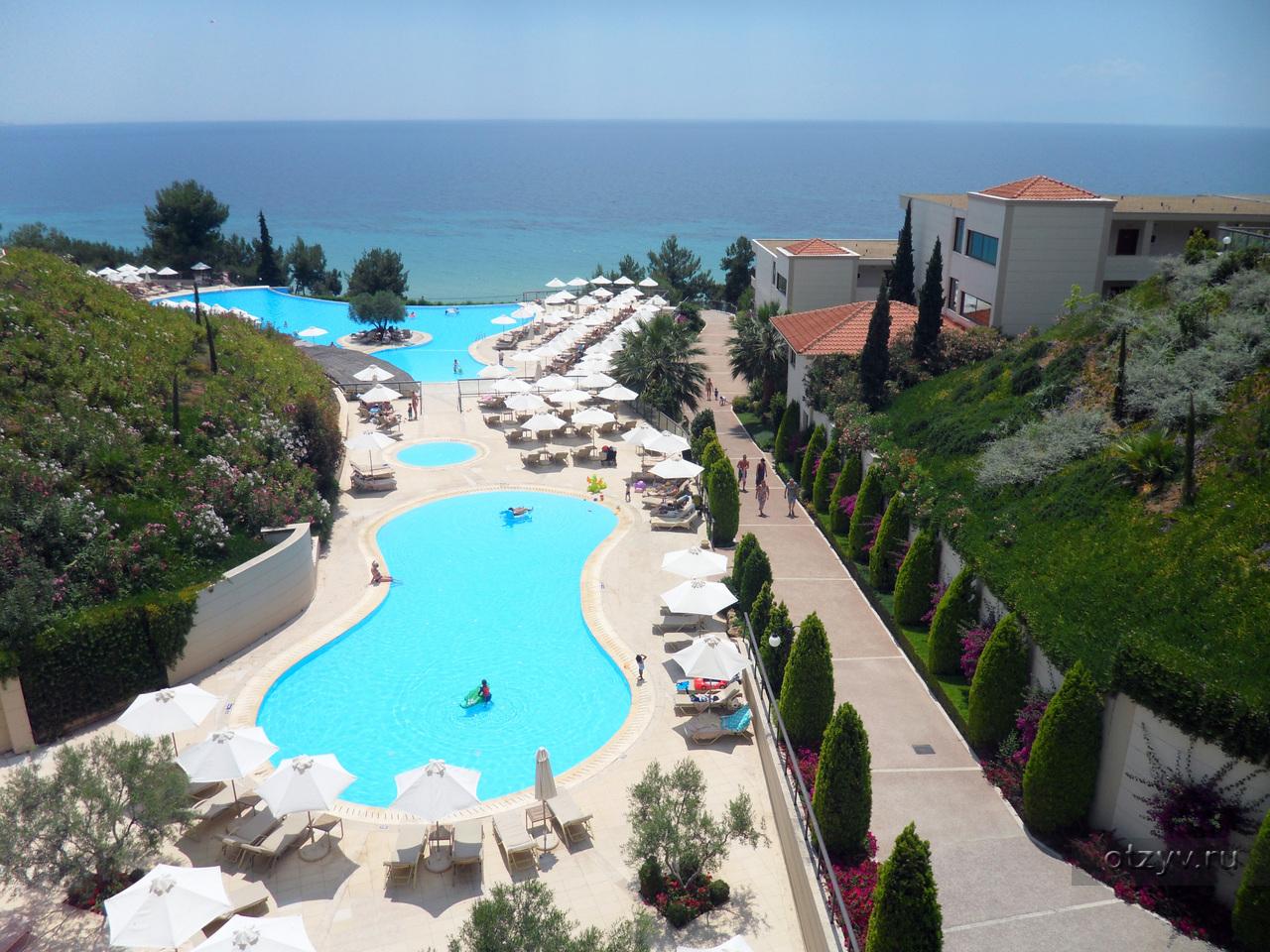 отель океания халкидики фото земляки