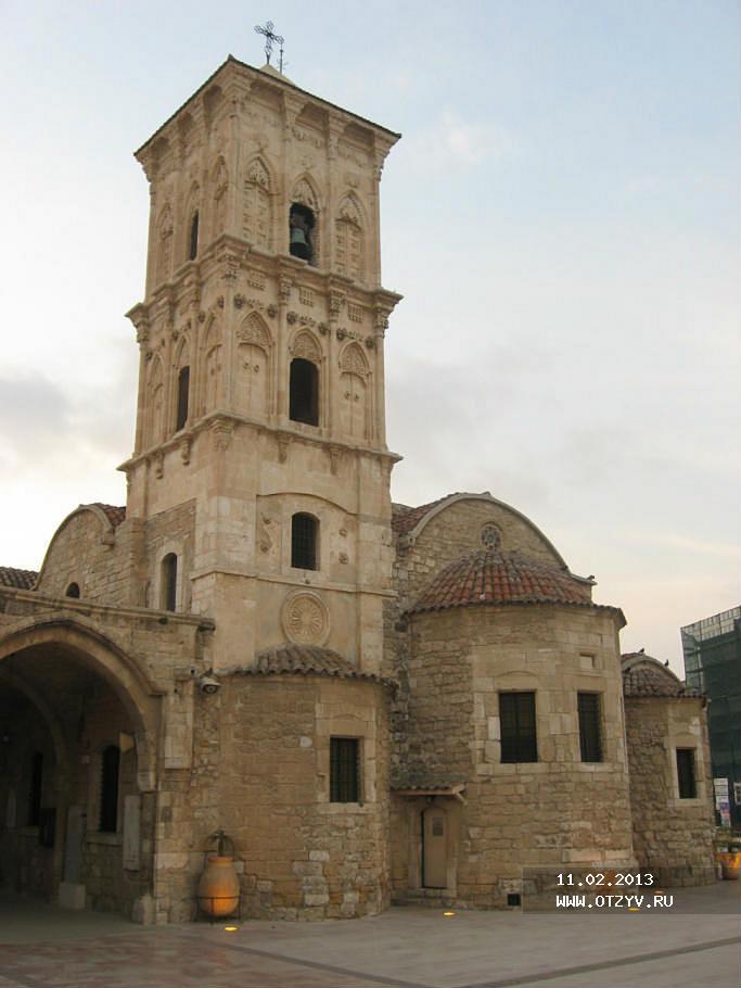 Кипр на машине
